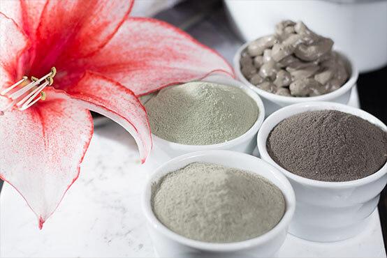 base aroma rhassoul ritueel top behandeling beauty salon